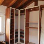 armadio angolo artigianale Genova