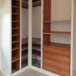 armadio angolo legno massello Genova